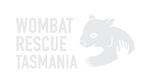 Wombat Rescue Tasmania Logo